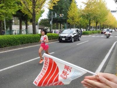 杜の都女子駅伝 (5)