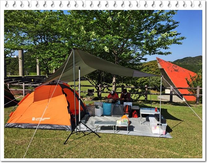 八重山公園キャンプ村7