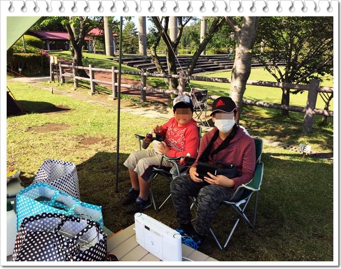 八重山公園キャンプ村8