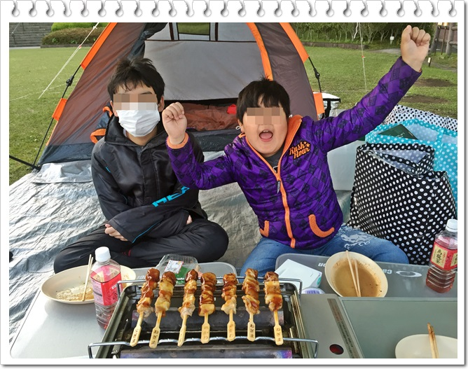 八重山公園キャンプ村2-3
