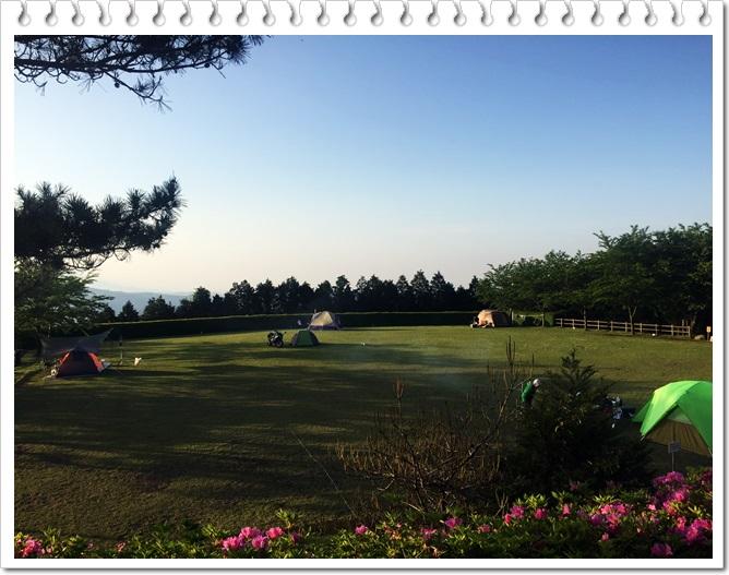 八重山公園キャンプ村3-1