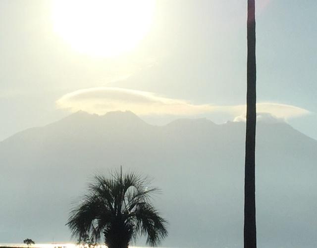 暑い鹿児島2