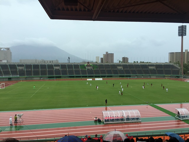 サッカー番外1-0