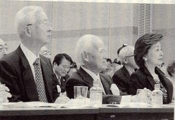 日本会議などの幹部