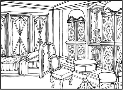 テンプレ:RPG:部屋_1