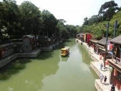頤和園 蘇州街
