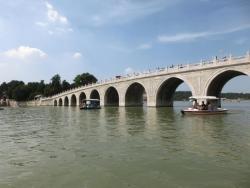 頤和園 十七孔橋