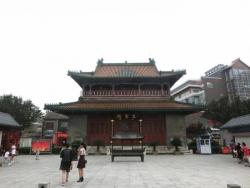 天津市古文化街 玉皇閣