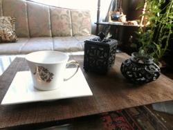 珈琲杯&珈琲盤、燭台