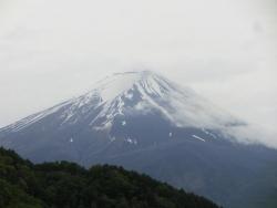 富士山 河口湖から