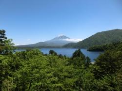 本栖湖 2016.05.12