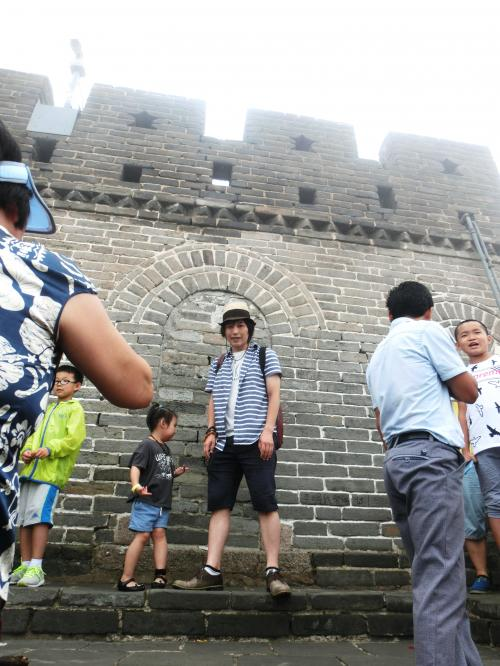 KEIJI 中国万里長城・八達嶺