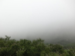 長城・八達嶺からの風景