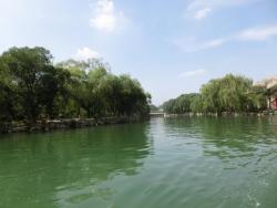 頤和園 昆明湖