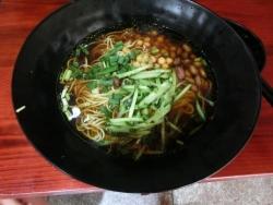重庆小面(重慶小麺)