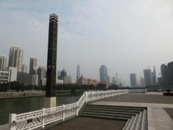 天津市古文化街旅游区 親水平台