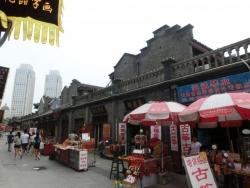 天津古文化街 通庆里