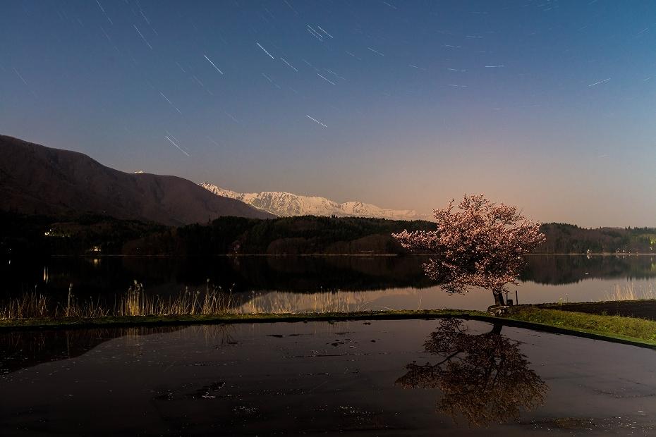 2016.04.26青木湖の星景2