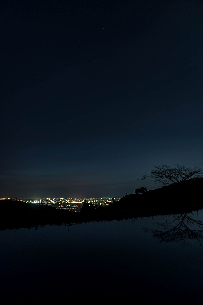 2016.05.05水田と夕焼け5