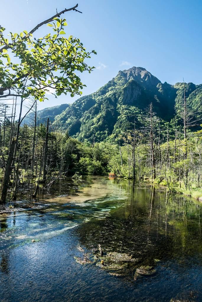 2016.06.10河童橋~徳沢5