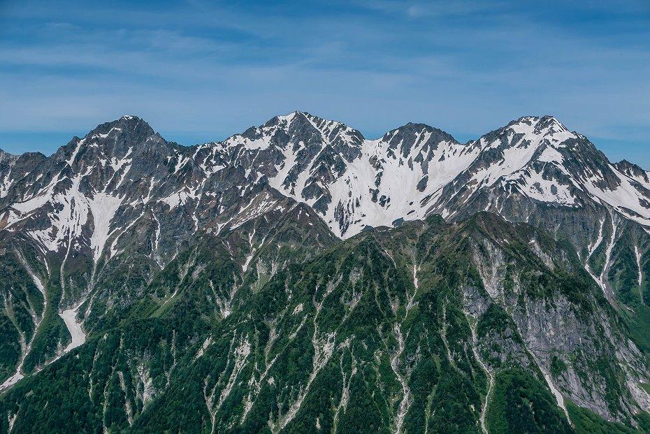 2016.06.11蝶ケ岳下山9