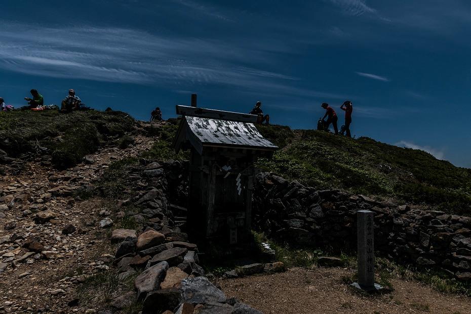 2016.06.18別山~上小池登山口1