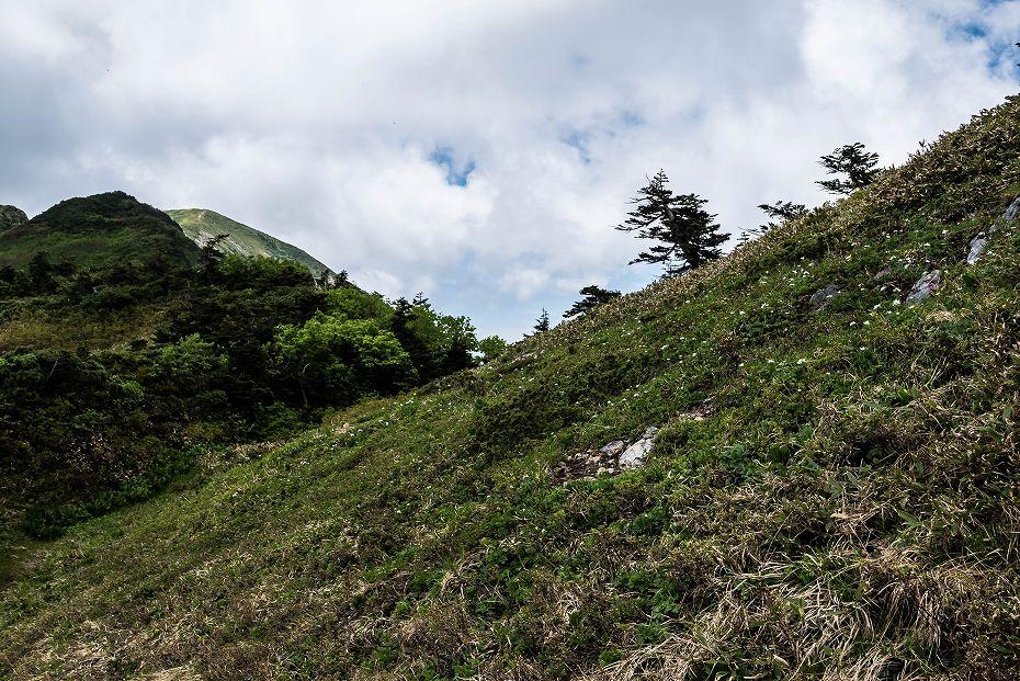 2016.06.27別山登山_天池~別山7
