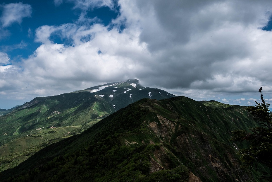 2016.06.27別山登山_天池~別山3