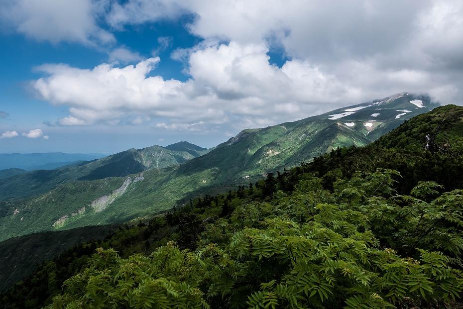 2016.06.27別山登山_天池~別山2