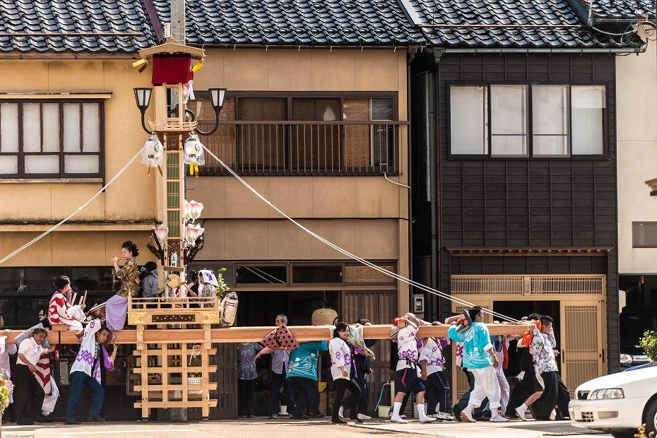 2016.07.02あばれ祭り_1日目キリコ巡行4