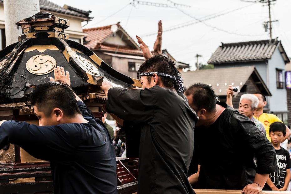 2016.07.02酒垂方神輿海へ火の中へ16