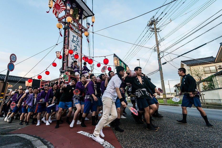 2016.07.09七尾祇園祭日中9