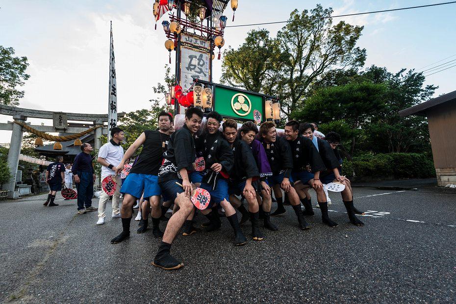2016.07.09七尾祇園祭日中8