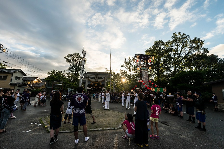 2016.07.09七尾祇園祭日中7