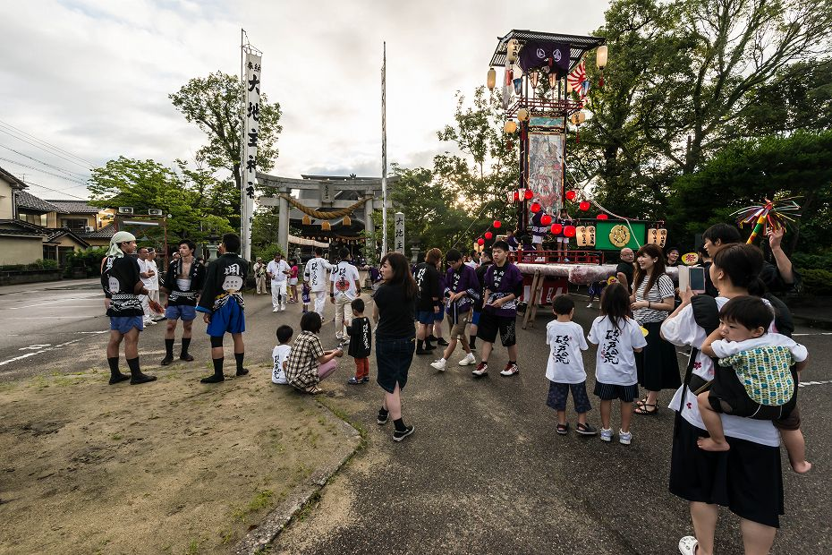 2016.07.09七尾祇園祭日中5