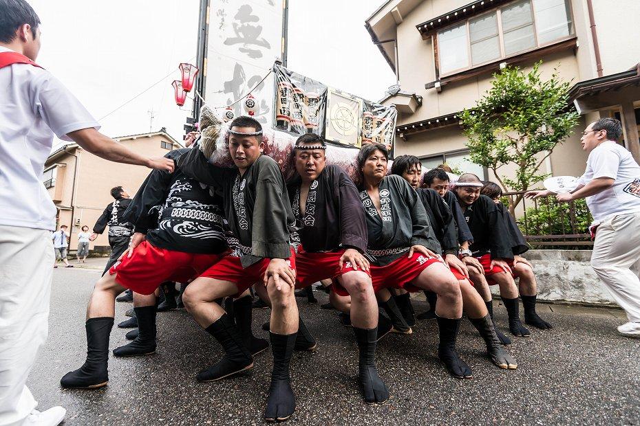 2016.07.09七尾祇園祭日中2