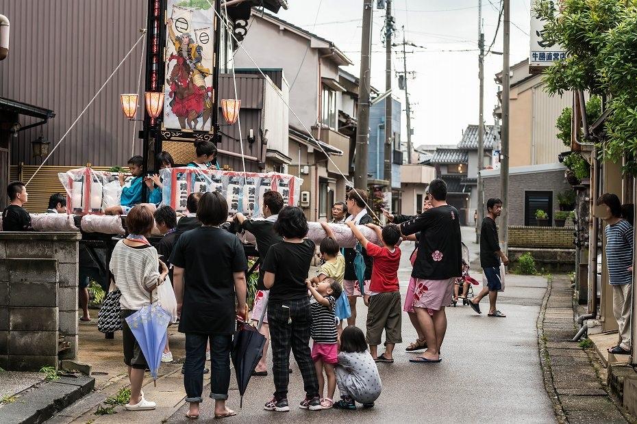 2016.07.09七尾祇園祭日中1
