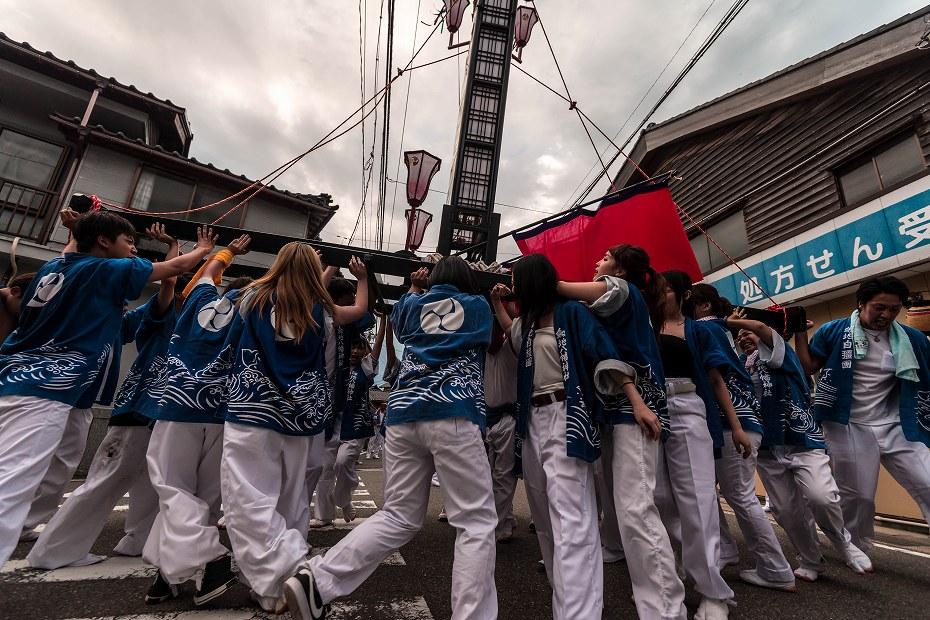 2016.07.16剱地八幡神社大祭5