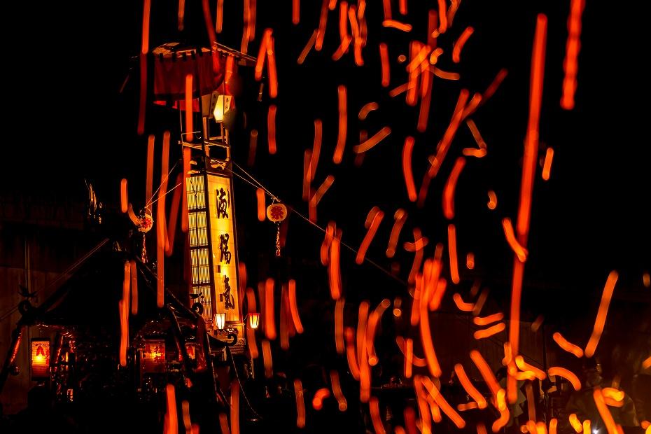 2016.07.22上町キリコ祭り5