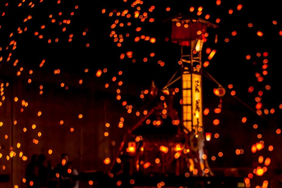 2016.07.22上町キリコ祭り4