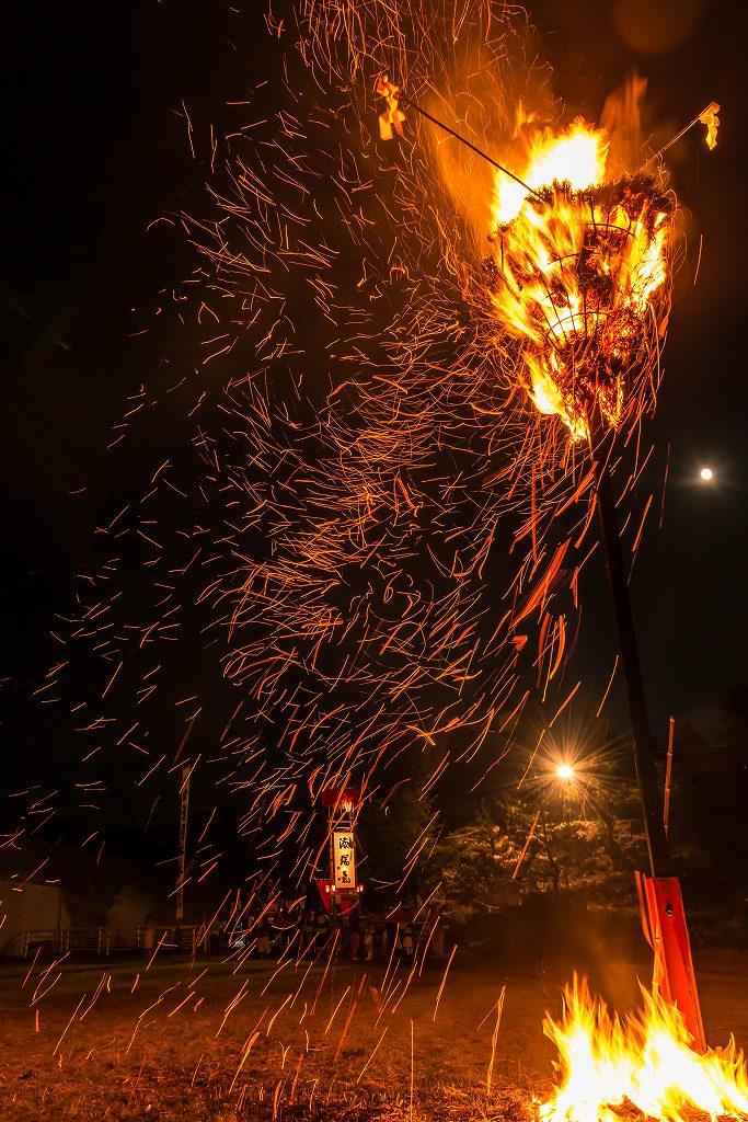 2016.07.22上町キリコ祭り2