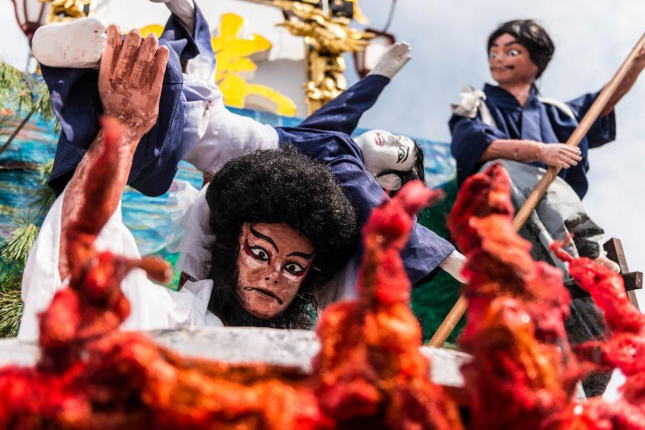 2016.07.23松波人形キリコ祭り審査結果7