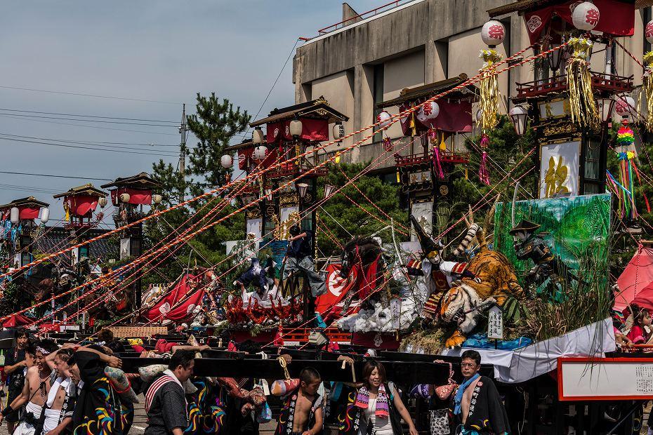2016.07.23松波人形キリコ祭り審査結果1