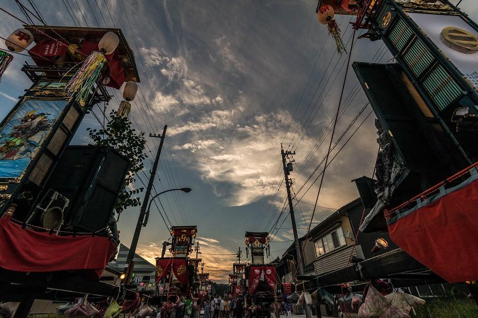 2016.07.23松波人形キリコ祭りの練り歩き14