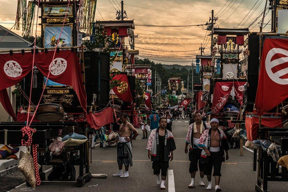 2016.07.23松波人形キリコ祭りの練り歩き15