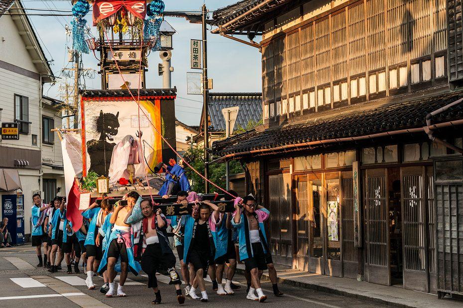 2016.07.23松波人形キリコ祭りの練り歩き11