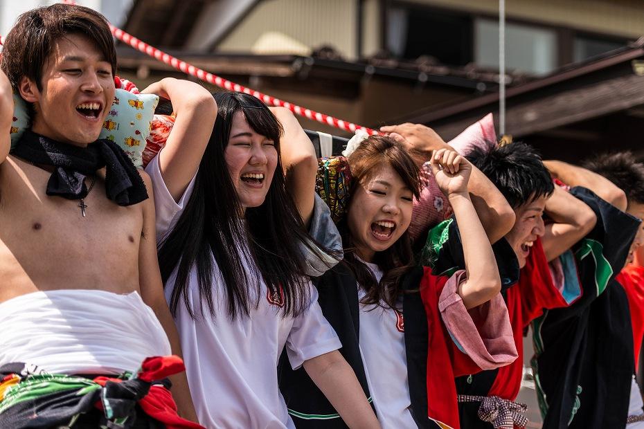 2016.07.23松波人形キリコ祭りの練り歩き3