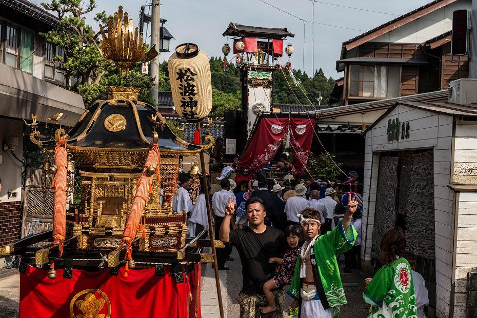 2016.07.23松波人形キリコ祭り素敵な人々10