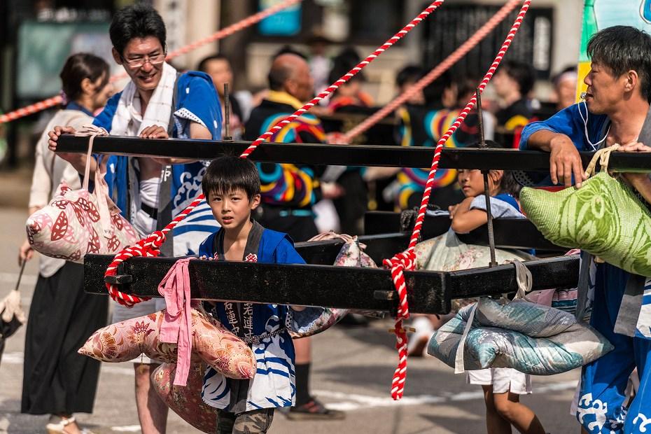 2016.07.23松波人形キリコ祭り素敵な人々2