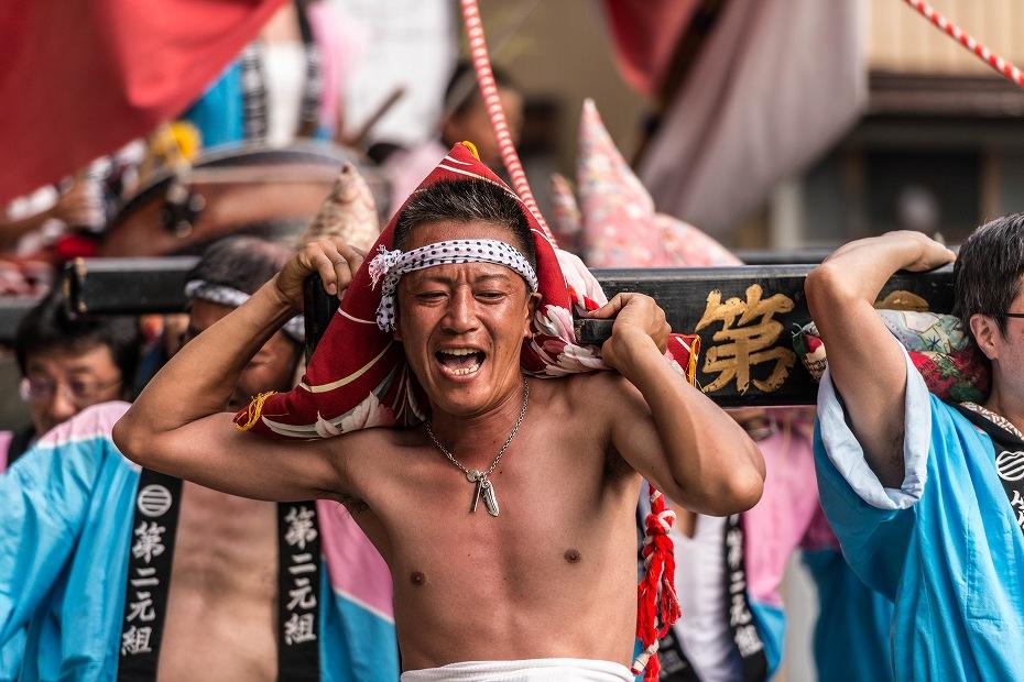 2016.07.23松波人形キリコ祭り素敵な人々1